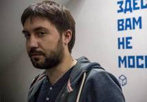 Антон Наумлюк. Фото с ФБ-страницы Стаса Юрченко
