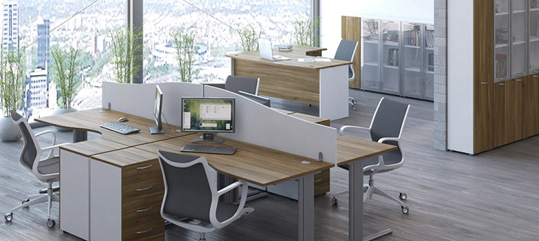 Мебель для офиса по отличным ценам