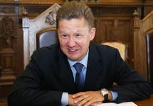 Алексей Миллер. Фото: gazprom.ru
