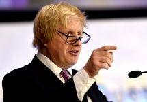 Борис Джонсон. Фото: gov.uk