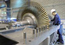 Монтаж турбины. Фото: siemens.com