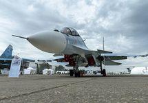 Истребитель пятого поколения Су-57. Фото: mil.ru