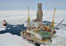 Буровая платформа в Арктике. Фото: exxonmobil.com