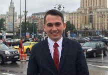Денис Михайлов. Фото с личной ВК-страницы
