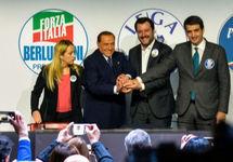 Лидеры блока евроскептиков. Фото: eurotopics.net