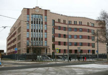 Невский райсуд Петербурга. Фото: wikimapia.org