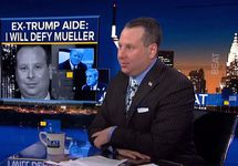 Сэм Нанберг. Кадр интервью MSNBC