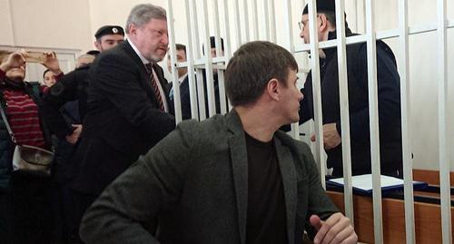 Арест Титиева продлен до 9 мая
