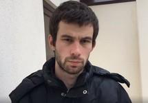 """Абдулла Ибрагимов. Кадр видео """"Крымской солидарности"""""""