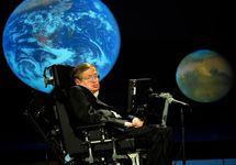 Стивен Хокинг. Фото: nasa.gov