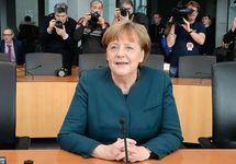 Ангела Меркель. Фото: bundestag.de