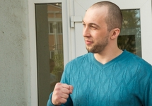 Алексей Никитин после освобождения, 20.07.2016. Фото: primamedia.ru