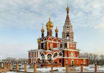 Богоявленский кафедральный собор в Кургане. Фото: kurganvera.ru