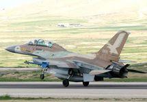 Самолет F15I ВВС Израиля. Фото: idf.il