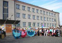 Школа №15 города Шадринск. Фото с ВК-страницы школы