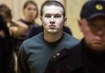 Виктор Филинков в суде, 21.03.2018. Фото: zona.media