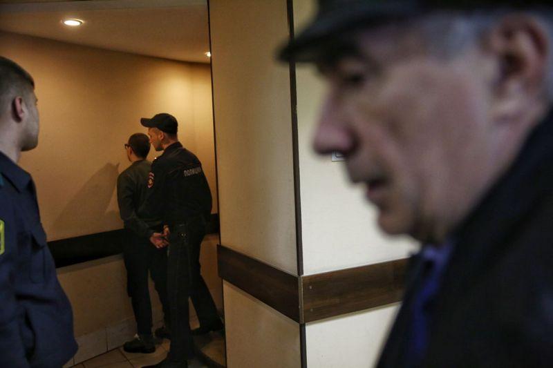 Арест фигуранта петербургского дела «Сети» Филинкова продлен до 22 июня