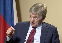 Дмитрий Песков. Фото: rt.com