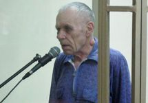 Алексей Сизонович в суде. Фото: Владислав Рязанцев