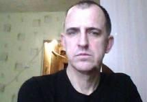 Владимир Егоров. Фото с личной ФБ-страницы