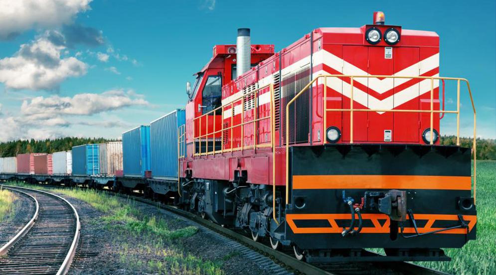 Грузоперевозки по железной дороге России