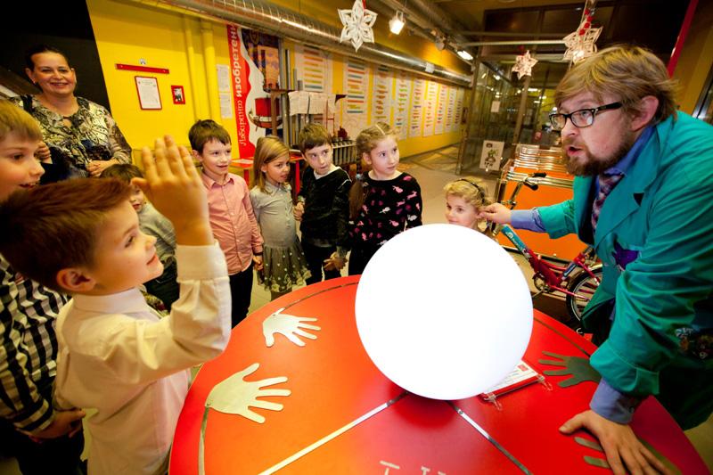 Детский познавательный музей