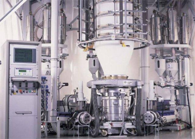 Оборудование для порошков и производства пленки