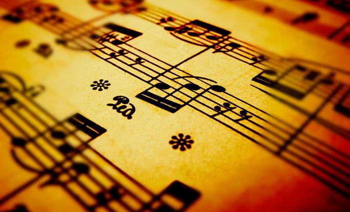 Популярные картинки про музыку бесплатно