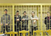 Приморские партизаны в краевом суде. Фото: arsvest.ru
