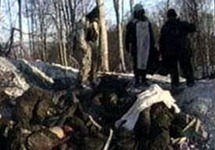 После боя под Улус-Кертом. Фото: warchechnya.ru