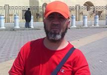 Узеир Абдуллаев в Мекке. Фото с ФБ-страницы Муслима Зевриева
