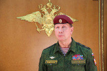 Виктор Золотов. Фото rosgvard.ru