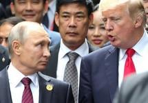 Дональд Трамп и Владимир Путин на саммите АТЭС. Фото: kremlin.ru