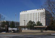 Посольство России в Вашингтоне. Фото: Aaron Siirila/Википедия