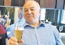 Сергей Скрипаль в пиццерии Zizzi. Источник: telegraph.co.uk