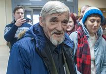 Юрий Дмитриев в суде, 27.03.2018. Фото: 7x7-journal.ru