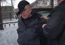 Андрея Злоказова ведут в суд. Кадр видео ФСБ