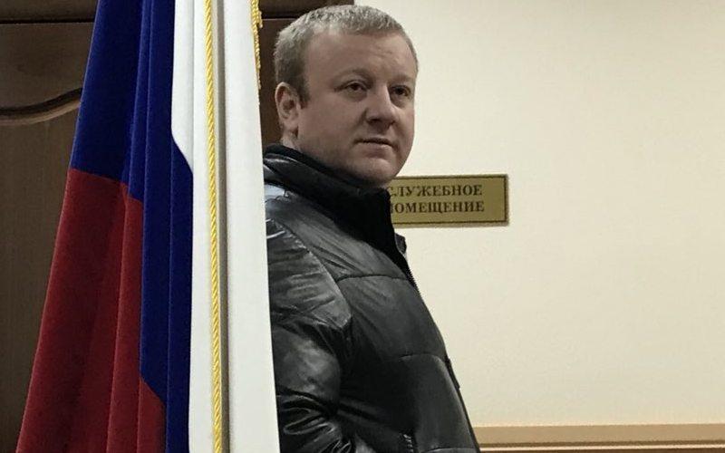 Свалка «Ядрово»: голодающий экоактивист Любимов арестован на 15 суток
