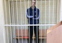 Александр Шумков в суде, 02.04.2018