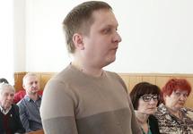 Евгений Медведев в суде. Фото: chelyabinsk.74.ru