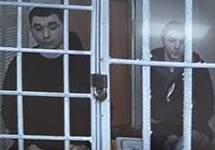Максим Смышляев и Артур Панов на апелляции. Фото Дарьи Костроминой/Грани.Ру