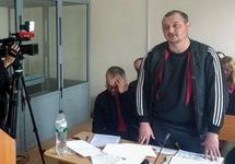 Капитан судна «Норд» Владимир Горбенко в суде Херсона/ Фото Крым.Реалии
