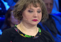 """Виктория Скрипаль. Кадр """"России-1"""""""