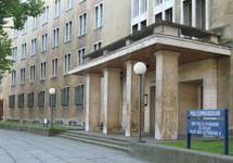 Управление полиции Берлина. Фото: Википедия