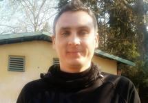 Игорь Мовенко, 10.04.2018. Фото Михаила Батрака