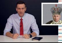 Алексей Навальный анонсирует акцию 5 мая. Кадр видео