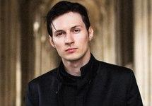 Павел Дуров. Фото с личной ВК-страницы