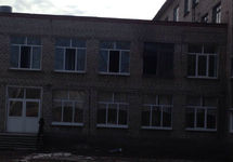 После пожара в школе в Стерлитамаке. Фото: ufa1.ru