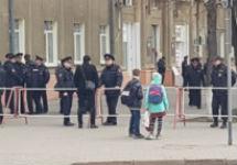 Площадь Советов в Кемерове, 21.04.2018. Фото: o-gorod.net