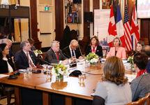 Встреча G7 в Торонто. Фото: g7.gc.ca